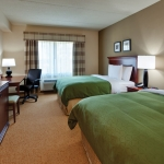 Country Inn and Suites Buffalo South - Double