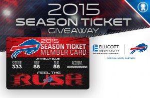 Season Ticket Giveaway for the Buffalo Bills