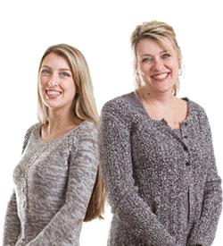 Showing Our Love, Sharing Their Story: Bonnie & Ariahna Scirri