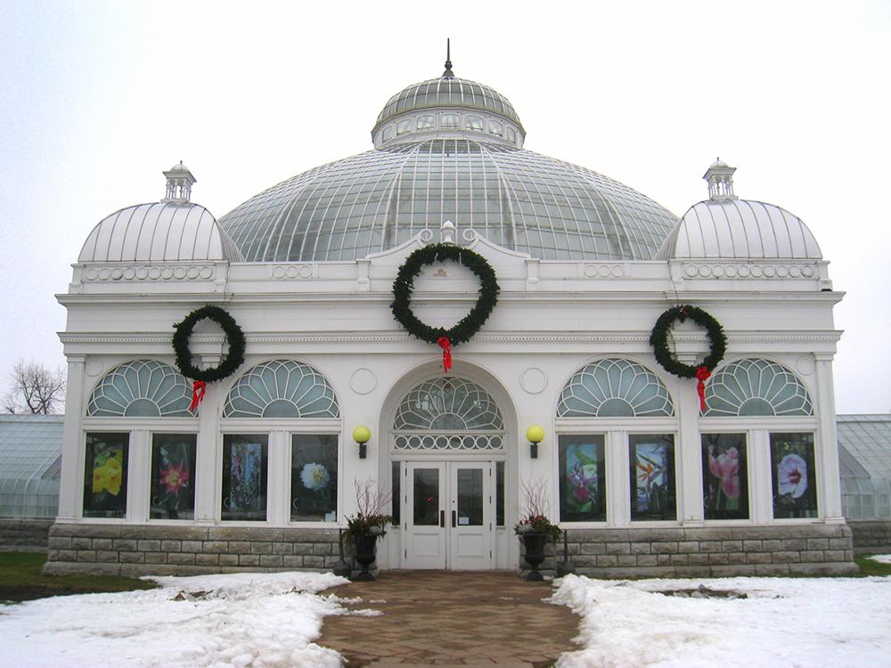 Buffalo & Erie County Botanical Gardens